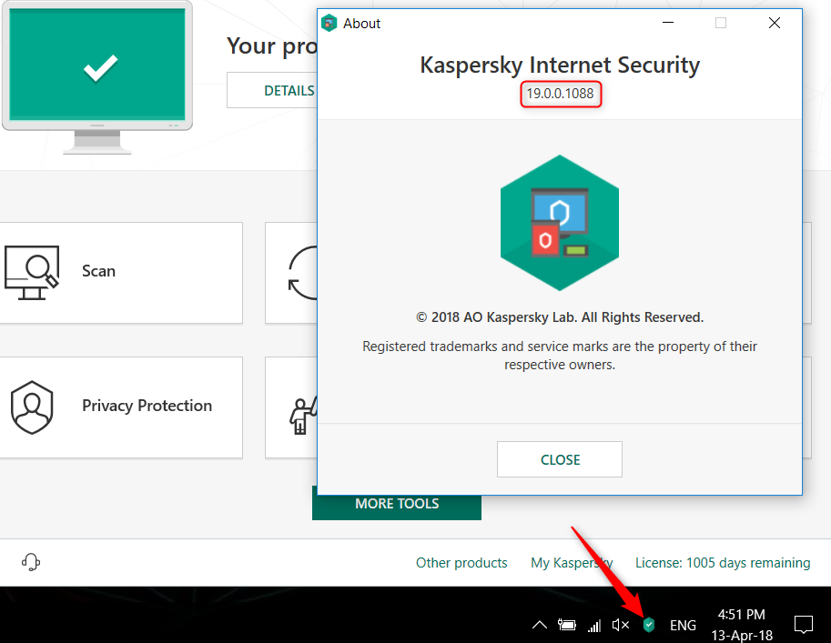 convert kaspersky key file to activation code