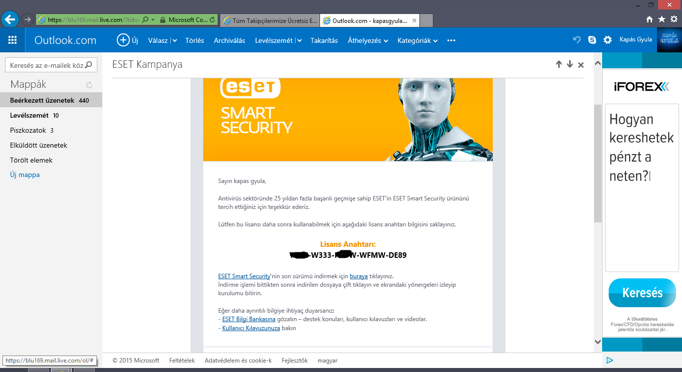 Expired - Eset Smart Security - 3 Months Free Trial
