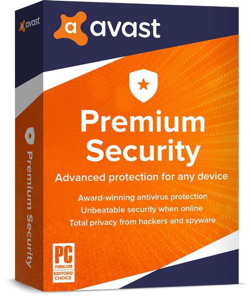 Unlimited Giveaway - Avast Premium Security - 6 month free