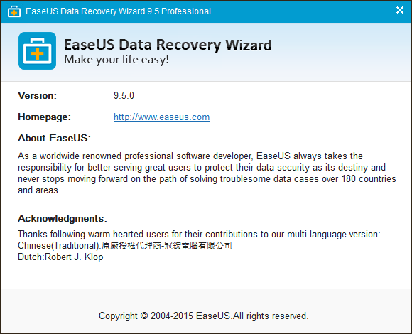 easeus data recovery wizard full version serial key