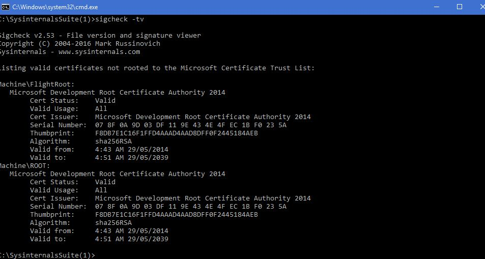 Problem Root Certificate Confrmation Malwaretips Forums