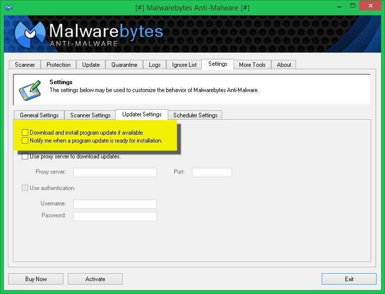 what is the latest malwarebytes version