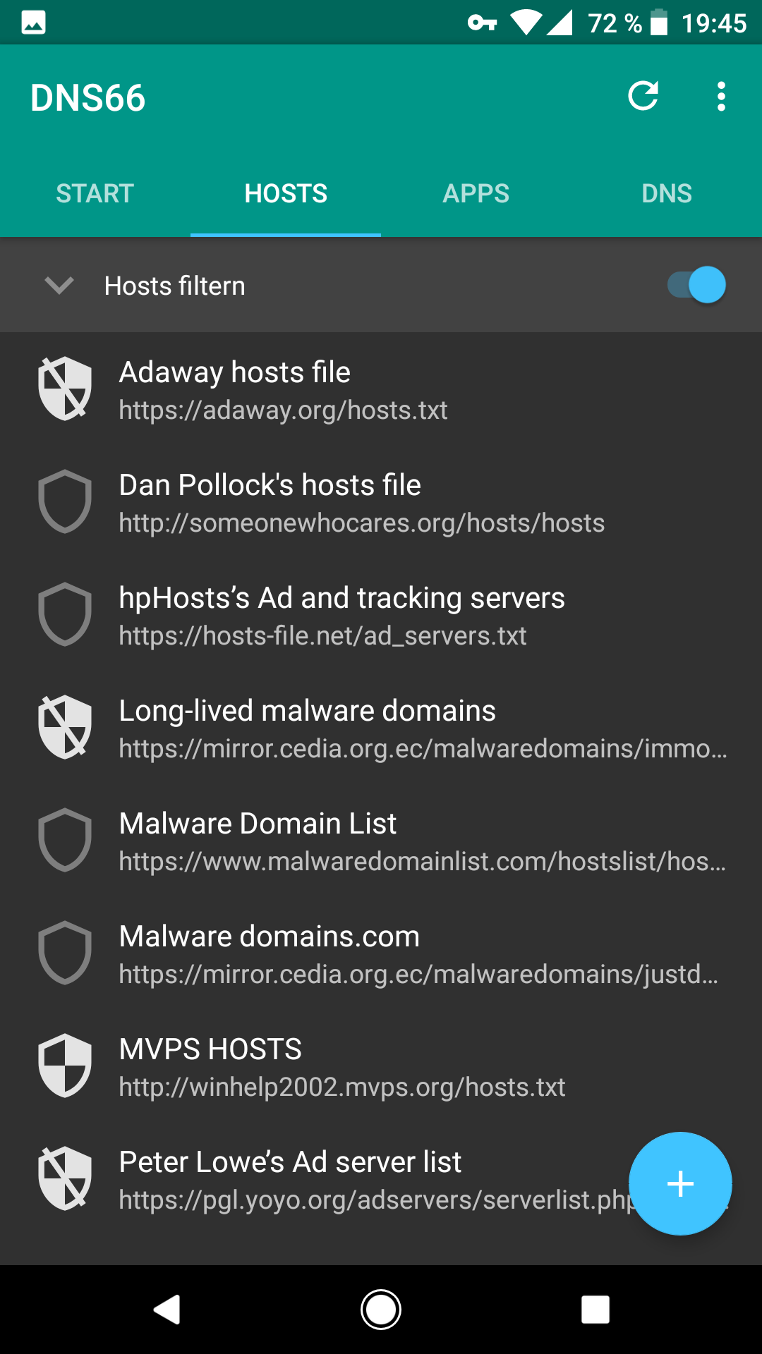 Android - Any reliable ad blockers for Android without root