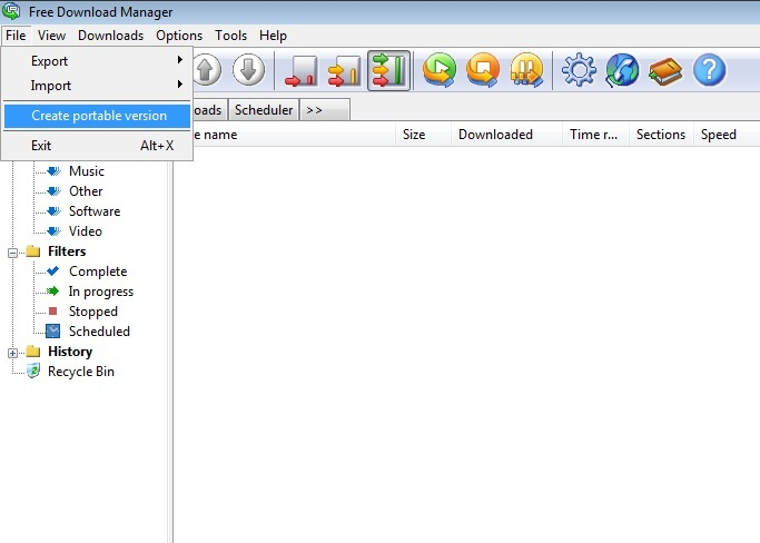 Help Me Decide - What free download manager do you recommend