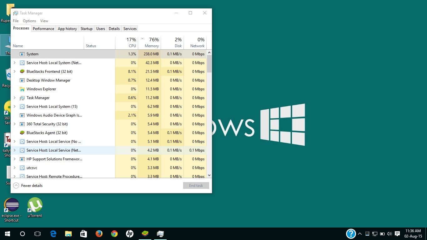 Windows 10 Windows 10 Taking too much RAM MalwareTips Forums