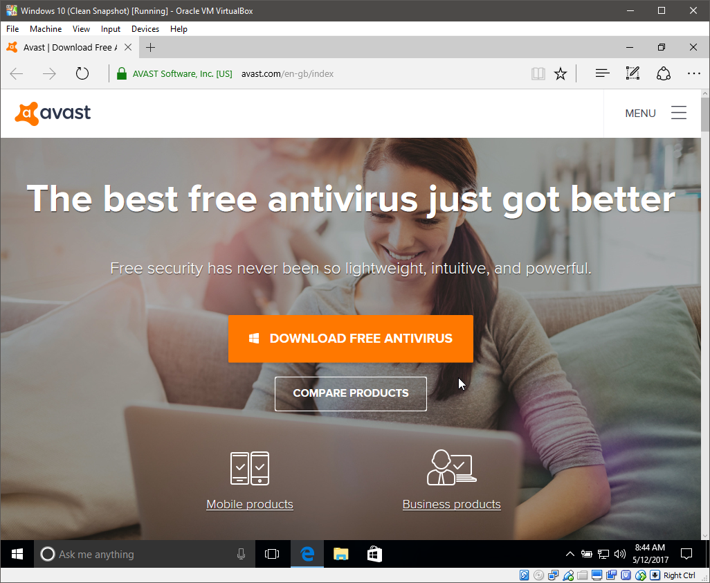 avast business download