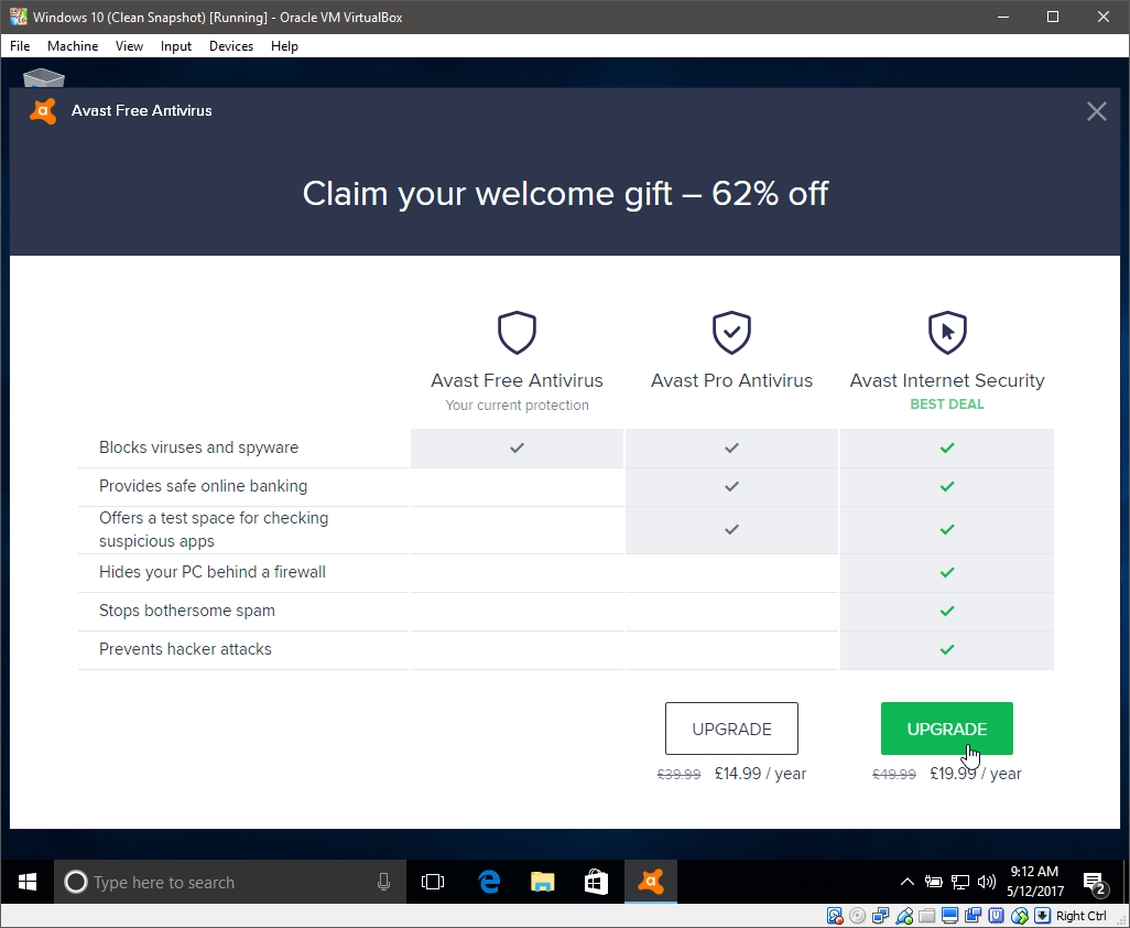 Free Download from Avast.com - How much crap gets installed ...