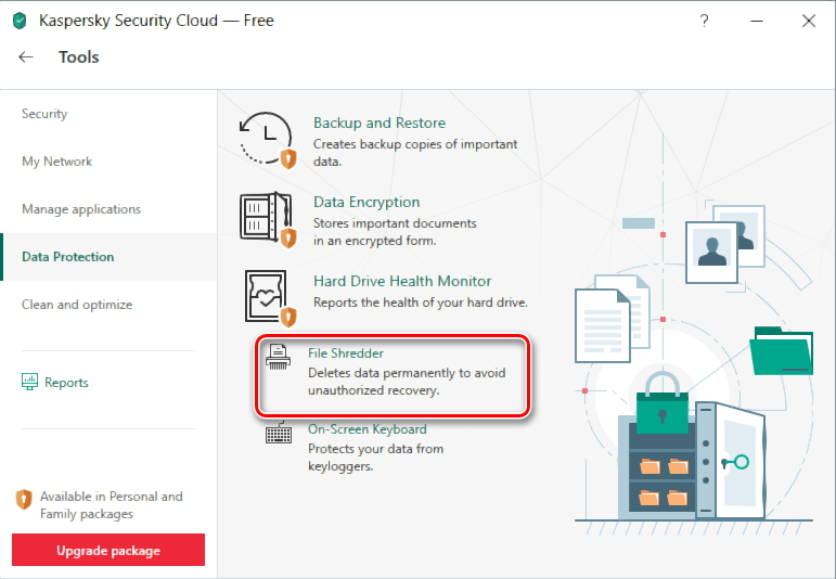 kaspersky security cloud free android