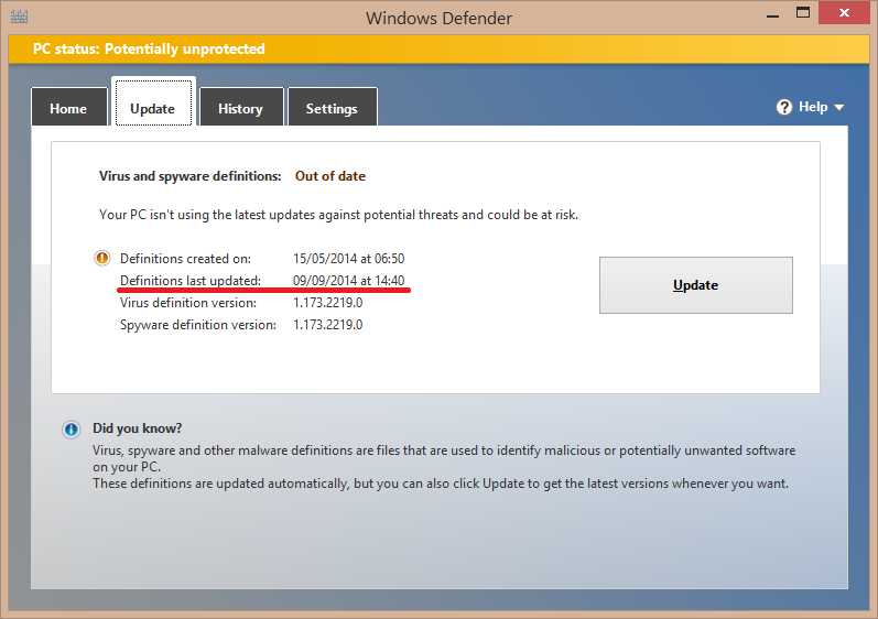 how to download windows defender for windows 8