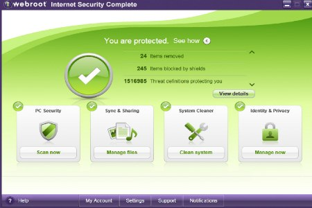 Webroot Internet Security Complete 2011 – an outdated suite [Review]