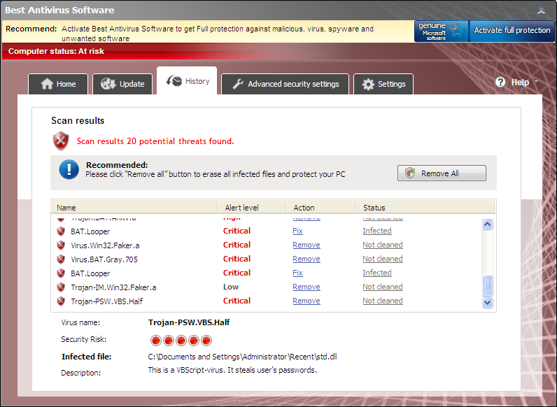 [Image: Best Antivirus Software Rogue]