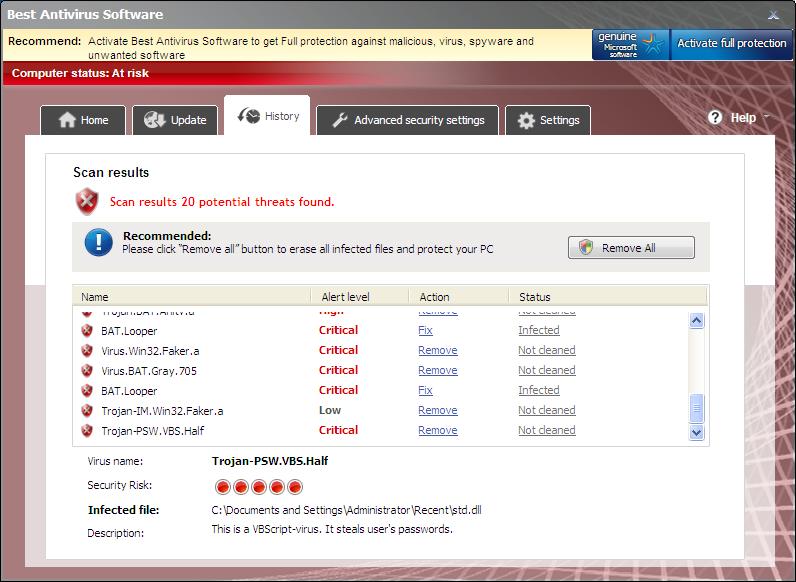 [Image: Best Antivirus Software Rogue]