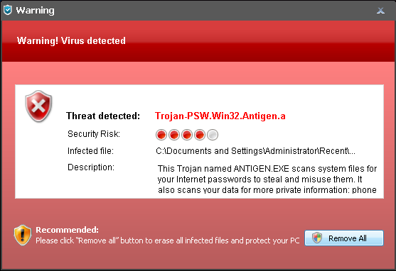 Remove System Protection Tools Virus From Your Pc