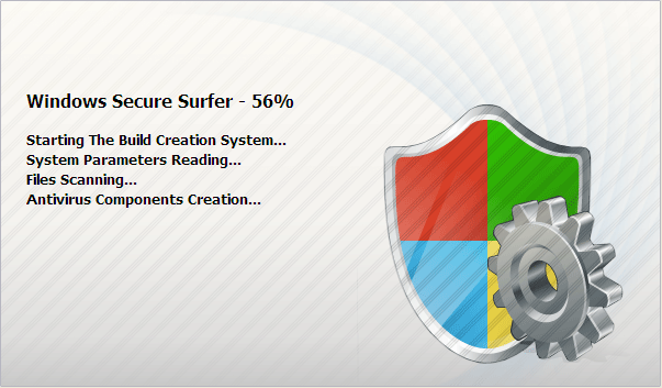 [Image: Windows Secure Surfer Loading]