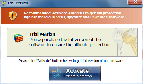 Windows Active Guard Activation