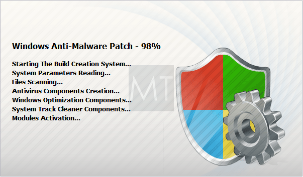 Windows Anti-Malware Patch Virus