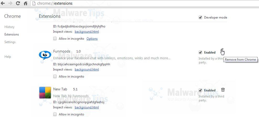 [Image: Funmoods Google Chrome]