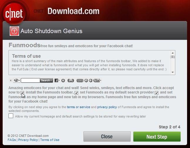 Funmoods installer