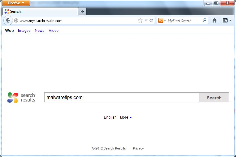 mysearchresults search