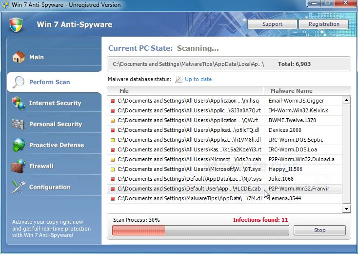 spyware how to remove