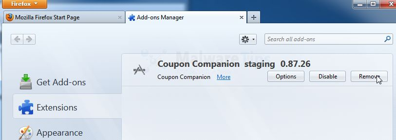 Coupon companion plugin firefox