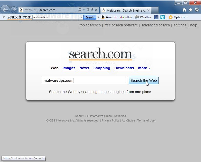 [Image: Search.com Toolbar and Homepage]