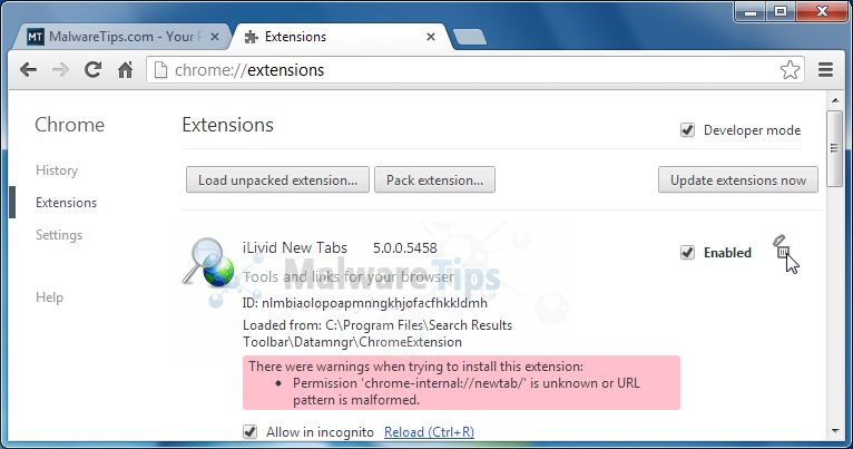 Install Chrome Extensions in Microsoft Edge Chromium