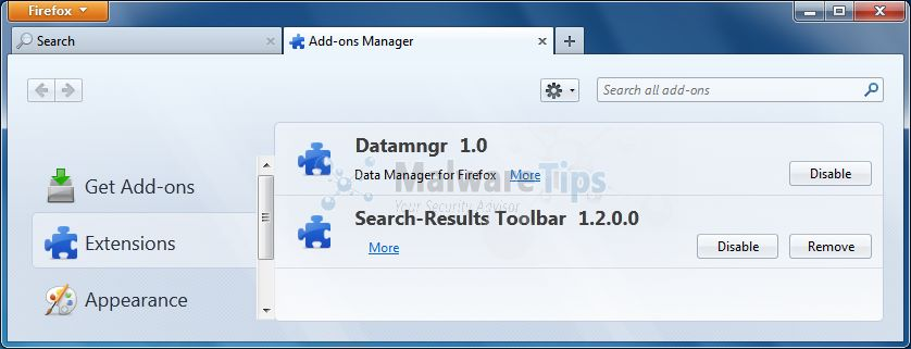 How to Uninstall default-search.net - Remove All Malware