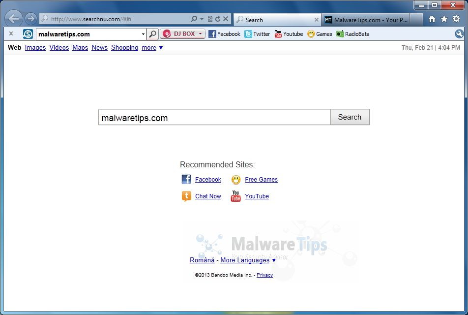Remove Search-Results Toolbar (Uninstall Guide