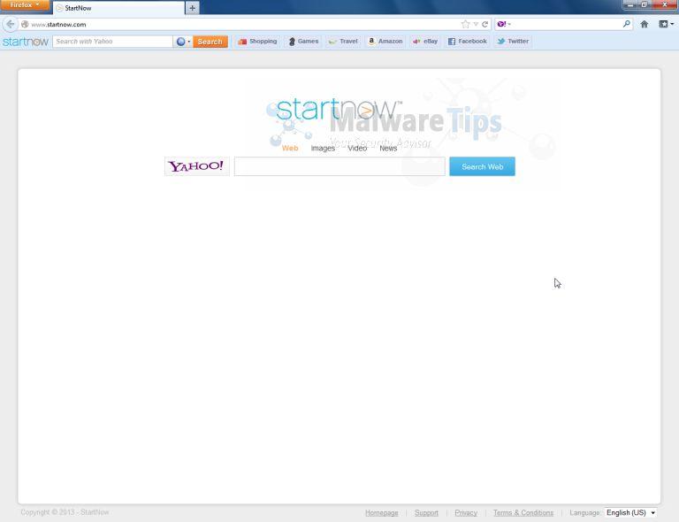 [Image: StartNow Toolbar]