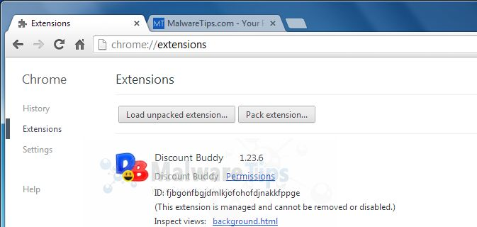 [Image: Discount Buddy Chrome extension]