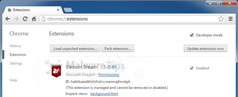 [Image: Discount Dragon Chrome extension]