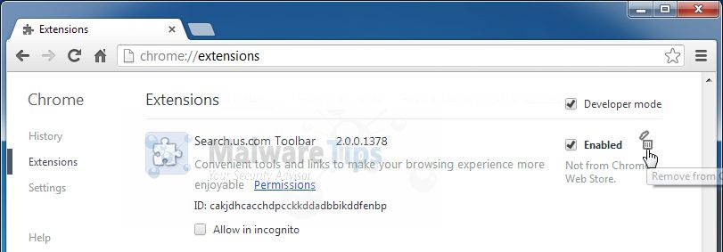 [Image: Search.us.com Toolbar Chrome extension]