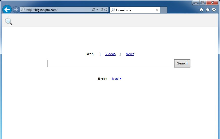 Remove Bigseekpro.com Homepage (Uninstall Guide)