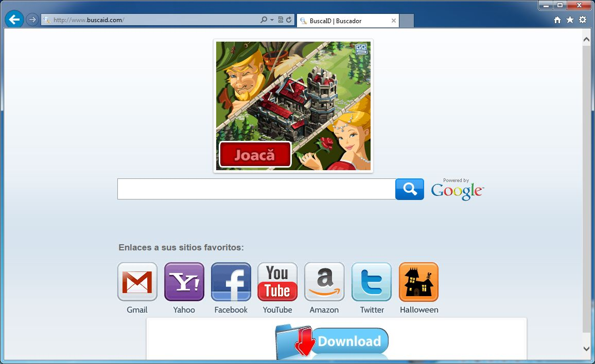 Remove BuscaID.com virus (Removal Guide)