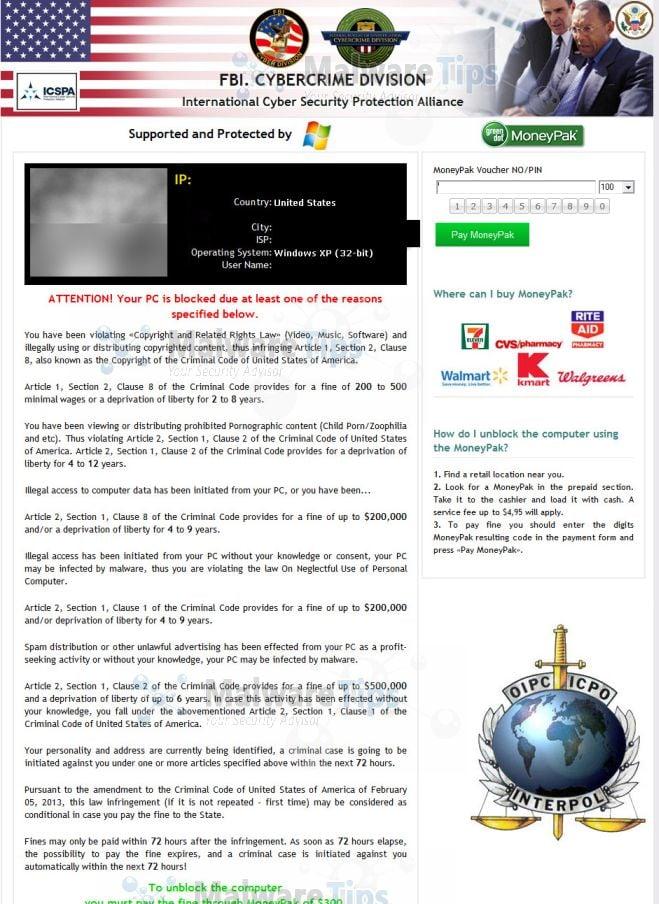 how to get rid of fbi virus on mac google chrome