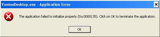 [Image: YontooDesktop.exe error]