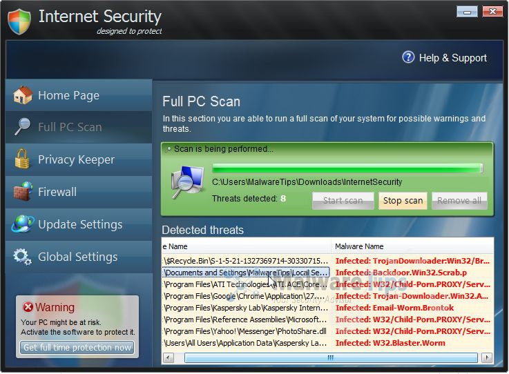 [Image: Internet Security Pro 2013]