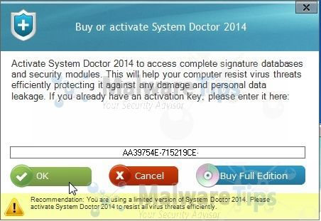 [Image: System Doctor 2014 Activation Key]