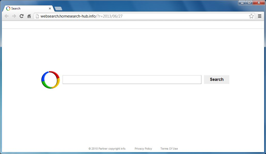 [Image: Websearch.homesearch-hub.info virus]