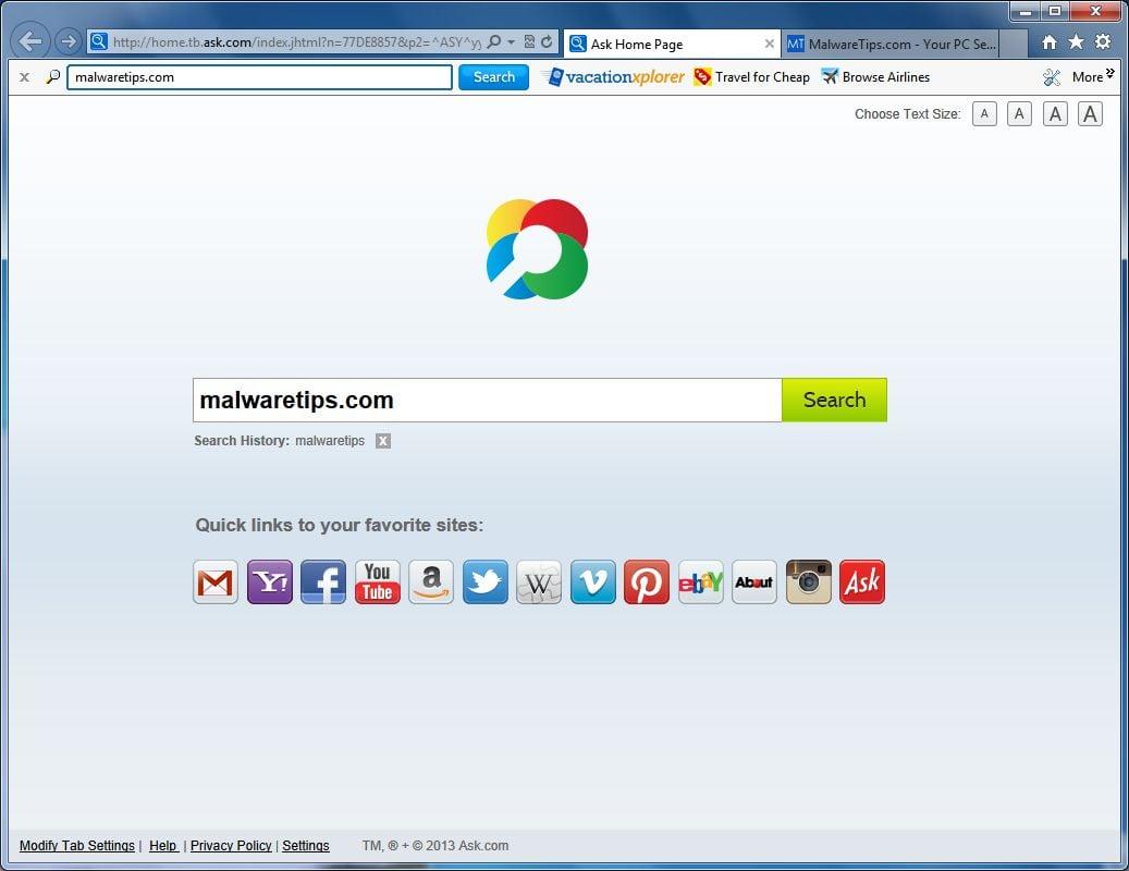 Bing Rewards Toolbar Install