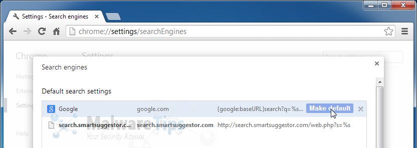 [Image: Websearch.searchboxes.info Search Chrome redirect]