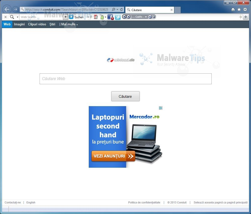 How to easily remove Winload Toolbar (Removal Guide)