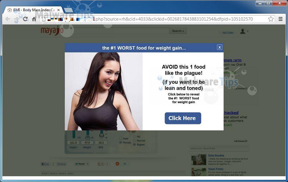 Lnksr.com popup ads