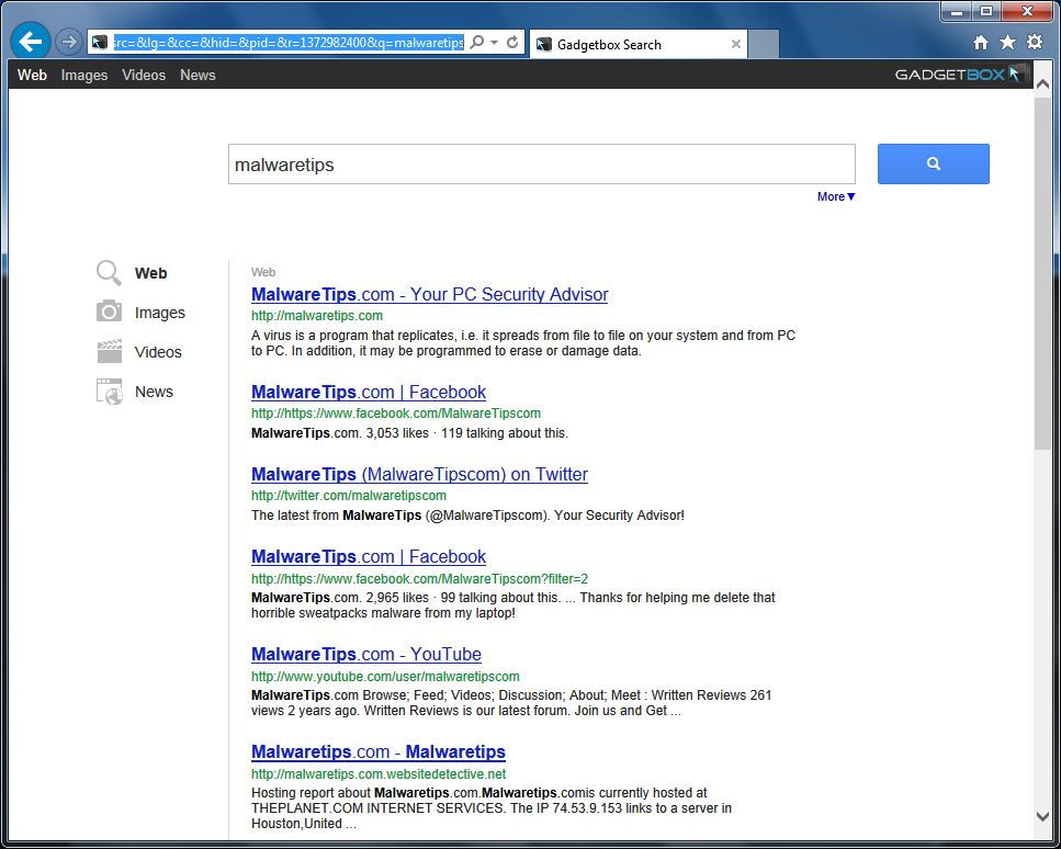 Remove Bing - How to remove