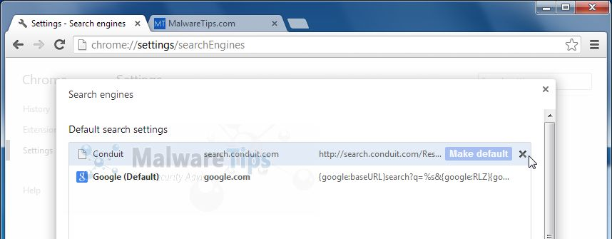 [Image: Xvidly1 Search Chrome removal]