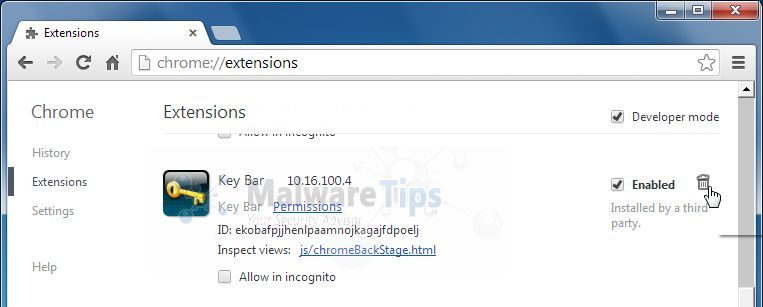 [Image: KeyBar Toolbar Chrome extension]