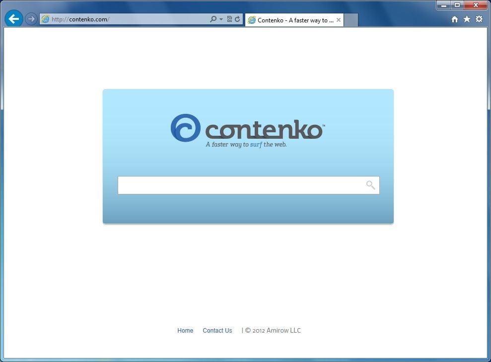 [Image: Contenko.com virus]