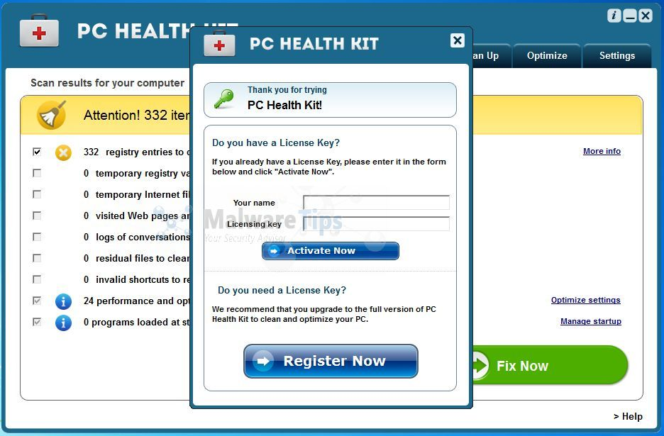 [Image: PC Health Kit Activation Key]