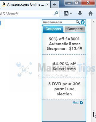 [Image: QuickShare pop-up virus]